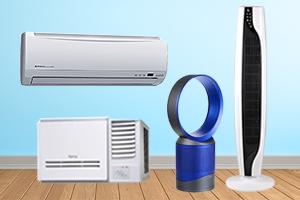 風扇空調挑戰最低價