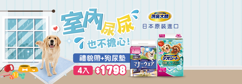 日本原裝尿布墊