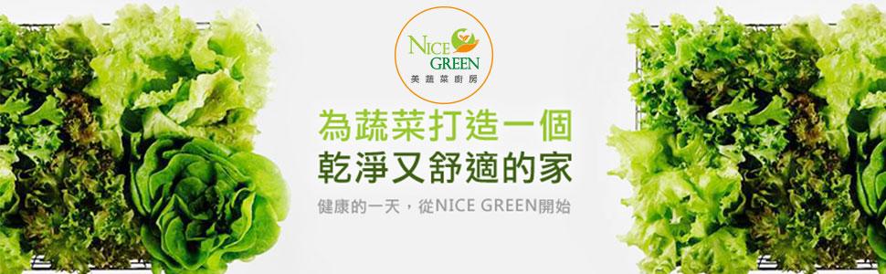 NICE GREEN 美蔬新時尚