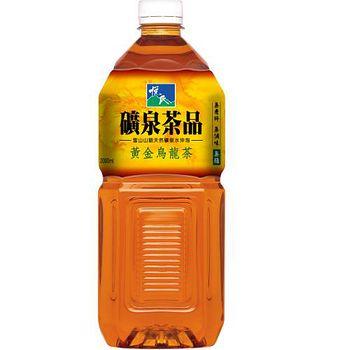 悅氏黃金烏龍茶(無糖)2L