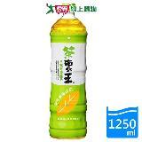 統一茶裹王-日式綠茶(無糖)1250ml