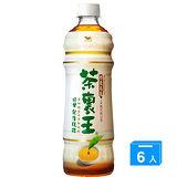 《統一》茶�堣�-白毫烏龍600ml*6入