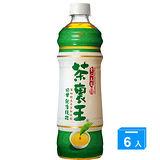 《統一》茶�堣�-青心烏龍(無糖)600ml*6入
