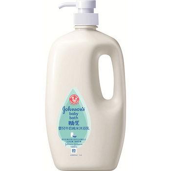 嬌生嬰兒牛奶純米沐浴精1000ml