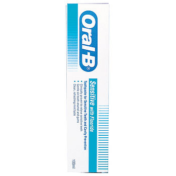 歐樂B抗敏感牙膏(含氟配方)100ml