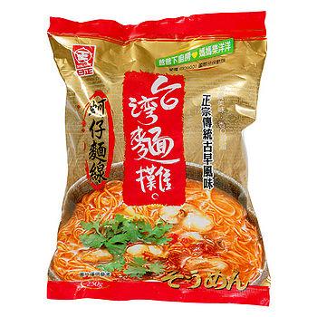 日正台灣麵攤-蚵仔麵線250G/包
