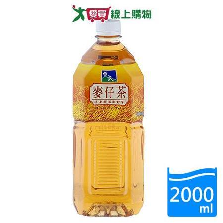 悅氏礦泉麥茶2L