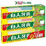 白人牙膏-特特號160g*3
