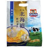 《桂格》北海道鮮奶麥片-特濃鮮奶(15包/袋)