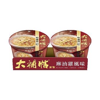 統一大補帖-麻油雞風味細麵105g*2入