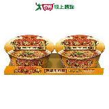《統一》滿漢大餐蔥燒牛肉麵*2入