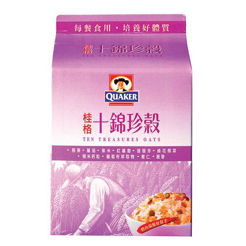 桂格十錦珍穀1700g