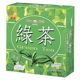 《天仁》袋茶防潮包-綠茶2g*100入