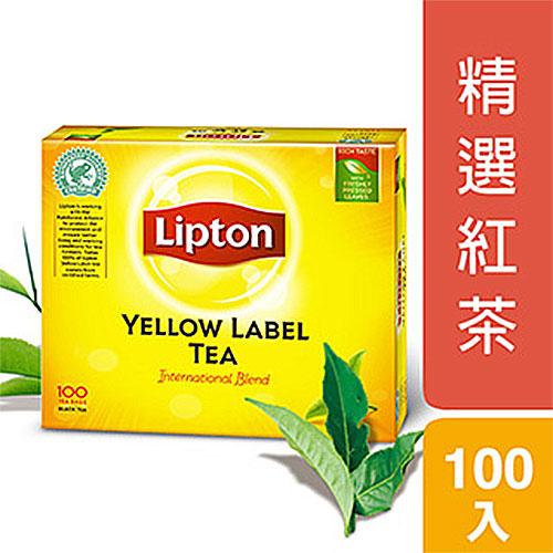 立頓黃牌紅茶實惠裝2g^~100入