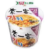 統一來一客杯麵韓式泡菜風味67g *3入