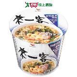 統一來一客杯麵鮮蝦魚板風味63g*3入