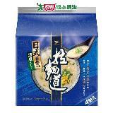 《統一》拉麵道包麵-日式豚骨風味94g*4入
