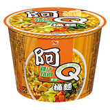 《阿Q桶麵》雞汁排骨風味107g*3桶/組