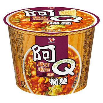 阿Q桶麵韓式泡菜風味102g*3桶/組