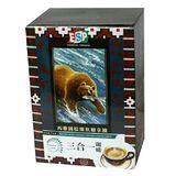 西雅圖即溶三合一咖啡(棕熊焦糖拿鐵)20g*18  入/包