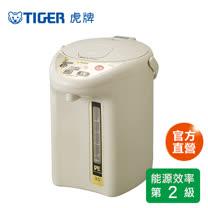 【TIGER 虎牌】VE真空2.91L保溫省電熱水瓶 (PVH-B30R) 買就送虎牌檸檬酸洗劑一盒