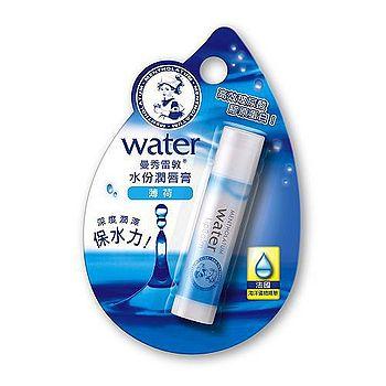 曼秀雷敦水份潤唇膏-薄荷3.5g