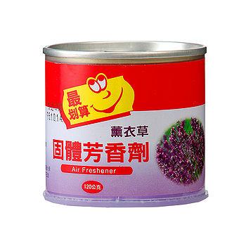 最划算固體芳香劑-薰衣草120g
