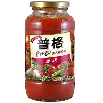 普格Prego原味麵醬680g