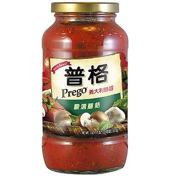普格Prego麵醬-洋菇680g