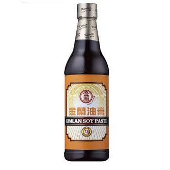 金蘭醬油膏590ml
