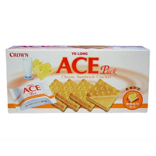 優龍ACE起司夾心餅125g