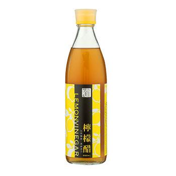 百家珍檸檬醋600ml/瓶