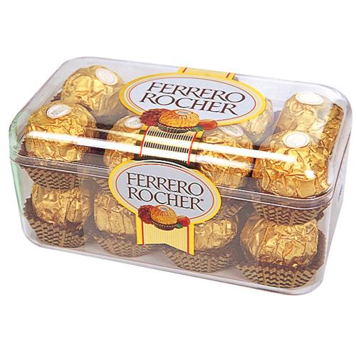 金莎巧克力16粒裝200g