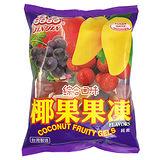 晶晶椰果果凍-綜合口味960g