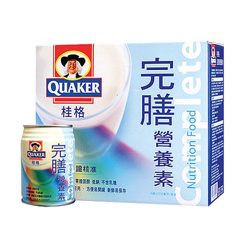 桂格完膳營養素250ml*6罐