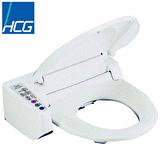 HCG和成溫烘型免治馬桶座AF755W(適用440mm圓型馬桶)110V