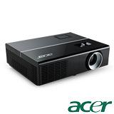 Acer P1276 HDMI 3D躍彩抗光害投影機【加送充電型隨身喇叭+飛利浦全罩式耳機】