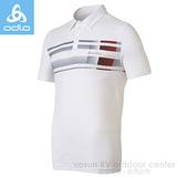 【瑞士 ODLO】男款 抗UV短袖造型POLO衫.排汗衫 / 質輕.吸濕.排汗.抗菌.除臭 / 220882