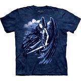 『摩達客』(預購)美國進口【The Mountain】自然純棉系列 墮落天使 設計T恤
