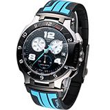 天梭錶 TISSOT T-RACE 限量競速計時腕錶 T0484172720700