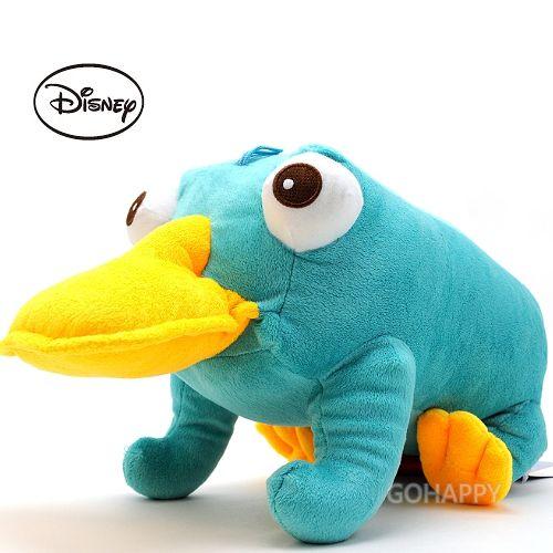 Disney~鴨嘴獸派瑞~偽裝寵物模式