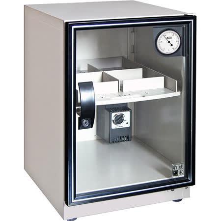 收藏家加強型主機藥食品專用電子防潮箱 DX-58W