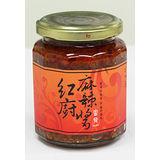 【富發】紅廚麻辣醬285g