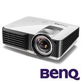 BenQ MX813ST+ 短距大尺寸高對比投影機【加送充電型隨身喇叭+飛利浦全罩式耳機】