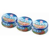 台糖鮪魚片150G*3