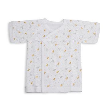 日本和風典雅棉布肚衣