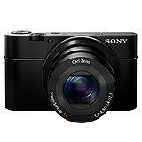 SONY DSC-RX100 超大感光片幅數位相機(公司貨).-送16GC10卡+原廠鋰電池+充電器+清潔組+保護貼+讀卡機+小腳架
