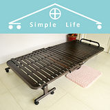 《Simple Life 》桐木無段折疊床~夏天大熱賣