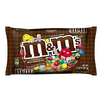 M&M'S 牛奶巧克力323.3G