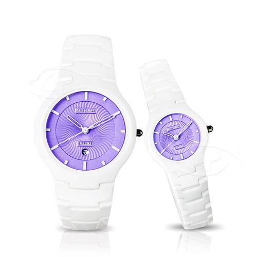 ~Arseprince~亮彩繽紛馬卡龍對錶~葡萄紫